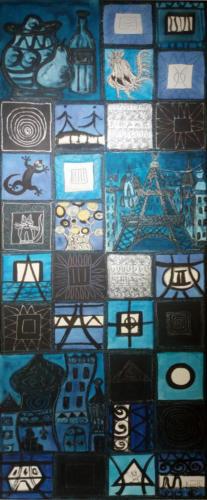 Blue 1 (40x100)