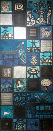 Blue 2 (40x100)