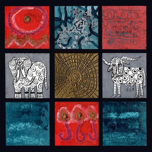 Eléphant (19x19)
